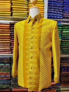 Silk shirt for men