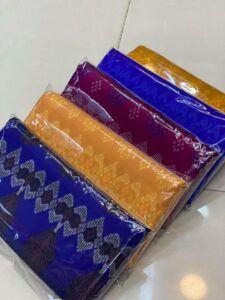 Women's silk skirt-Khmer