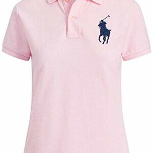 Polo Ralph Lauren Women's Skinny Fit Big Pony Polo Shirt