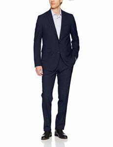 Cole Haan Men's Slim Fit Suit