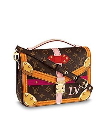 Louis Vuitton Pochette Metis Summer Trunk M43628