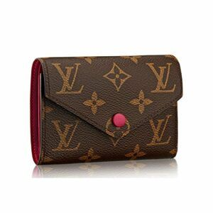 Louis Vuitton Monogram Canvas Victorine Wallet Article: M41938