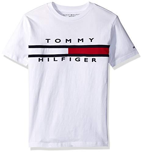 Tommy Hilfiger Boys' Flag T-Shirt
